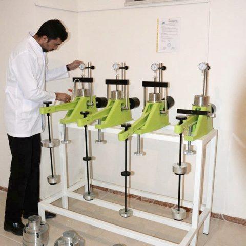Hazar Zemin Laboratuvarı